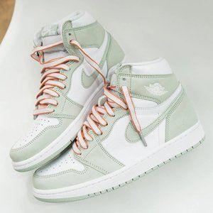 "Air Jordan 1High OG""seafoam""Matcha green Aqua"